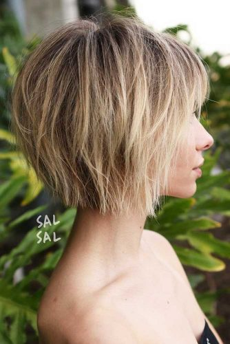 Short Layered Bob Haircuts picture1