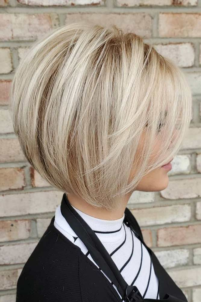 Impressive Short Bob Hairstyles To Try Lovehairstyles Com