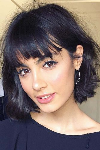 Short Bob with Bangs picture2