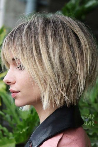 Messy Bob Hairstyles picture3