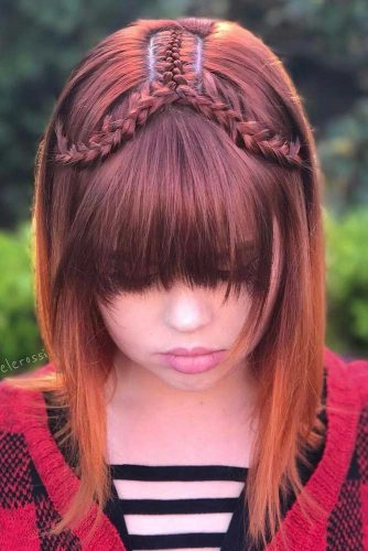 Braided Shoulder Length Hair Styles picture2