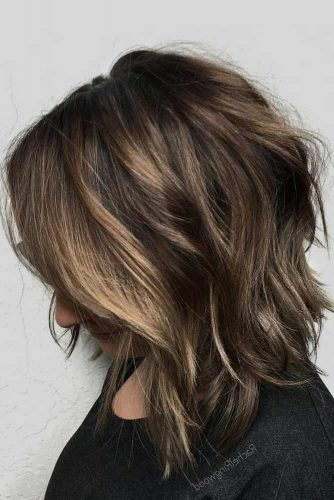 Shoulder Length Layered Hair picture3