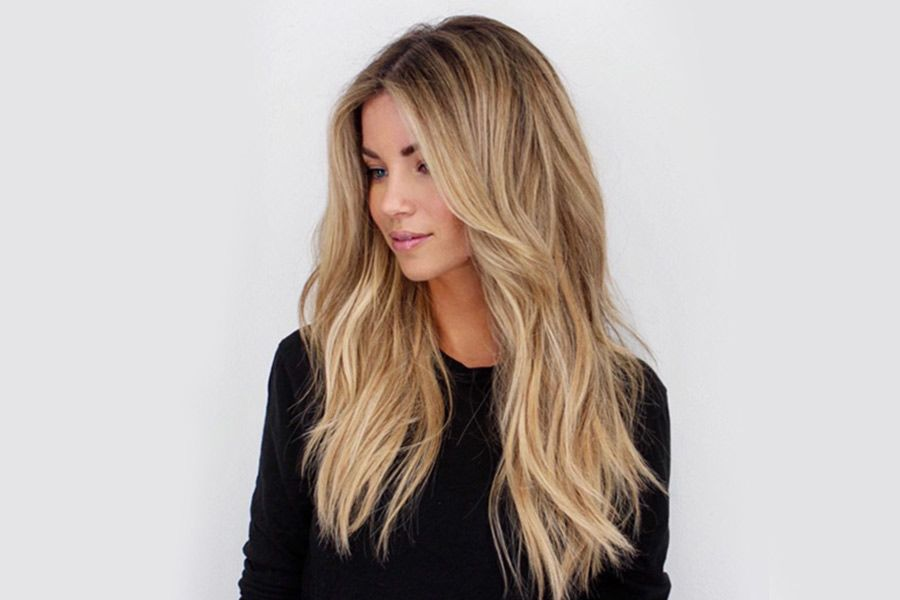 Your Best Choice Balayage Blond