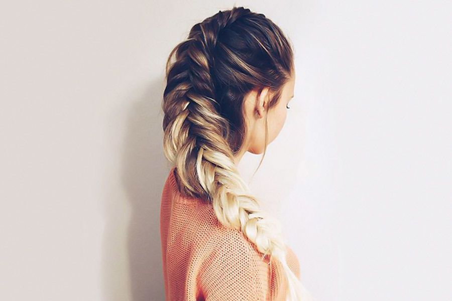 Pleasing 30 Proofs That A Fishtail Braid Is Must Try Lovehairstyles Schematic Wiring Diagrams Phreekkolirunnerswayorg