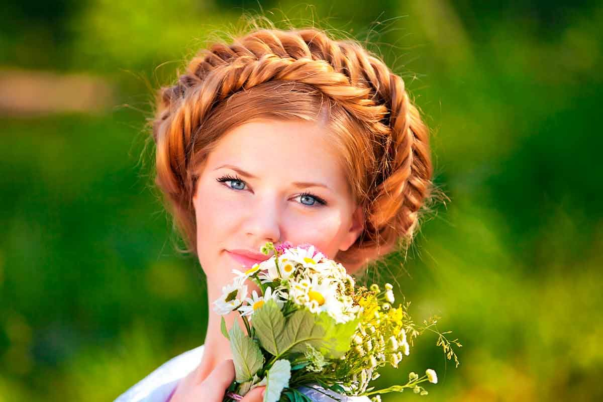 28 Fabulous Halo Braid Ideas To Opt For Lovehairstyles Com