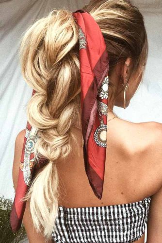 Braided Updos for Long Hair picture3