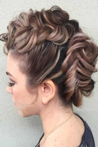 Mohawk Updos picture2