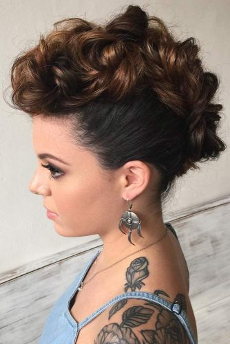 Mohawk Updos picture3