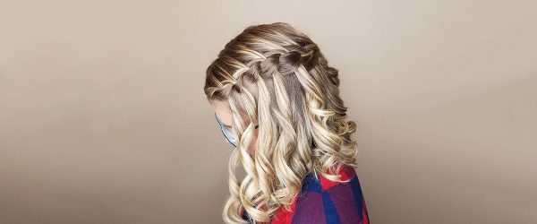 18 Sensual Waterfall Braid Hairstyles