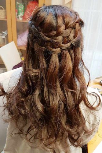 Double Waterfall Braids picture2