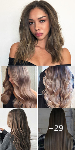 Ash Brown Hair is Exactly What You Need to Update Your Style in 2019