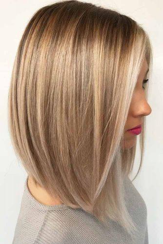 A-Line Haircut Long Hair picture2