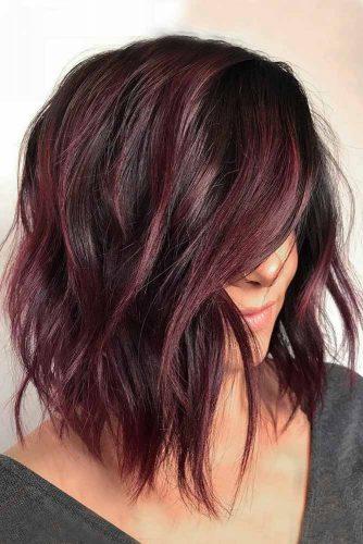A-Line Haircut Long Hair picture1