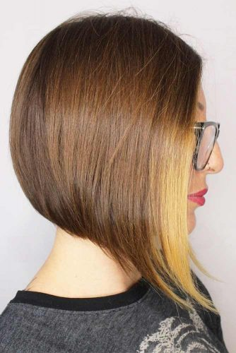 A-Line Haircut Medium Length Hair picture1