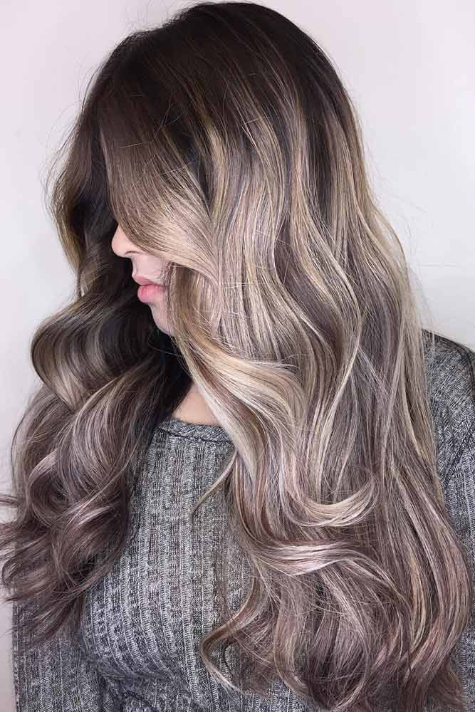 Light Ash Brown Hair Color picture1