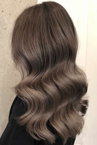Ash Brown Balayage picture1