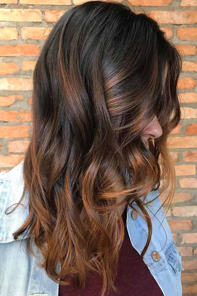 Best Options of Auburn Hair Color