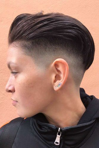 The Fade Haircut Trend Captivating Ideas for Men and Women