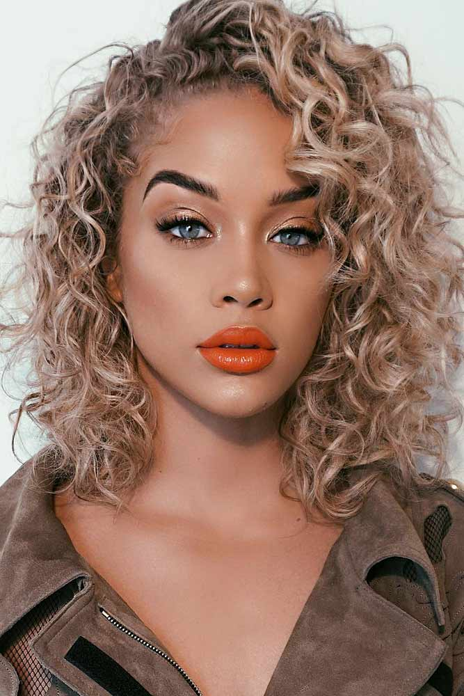 55 Hairstyles For Curly Hair For A Cute Look | LoveHairStyles.com