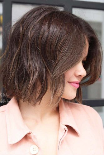 Layered Bob for Thick Hair picture2