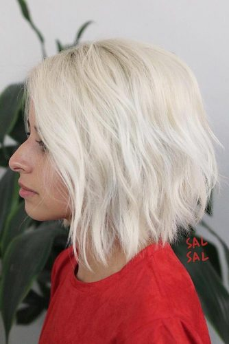 Layered Bob for Thin Hair picture2