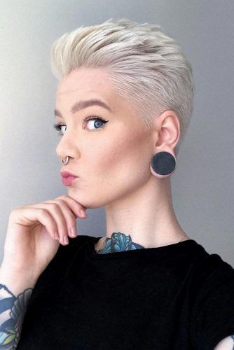 Pompadour Hairstyle For Short Hair #pompadourhairstyle #haircuts #hairstyles