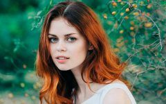Auburn Hair Color Ideas Light, Medium Dark Auburn Hair Styles