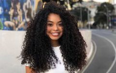 Undeniably Pretty Hairstyles for Curly Hair
