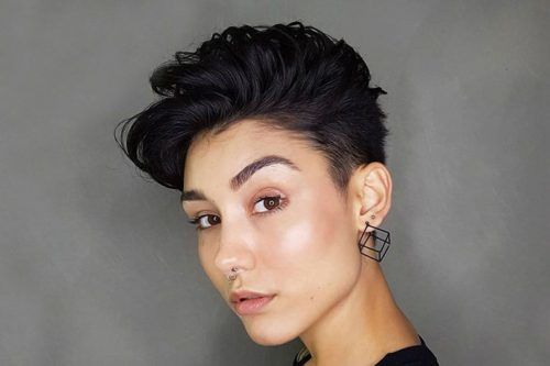 Unexpected Hair Trends: Taper Haircut For Women