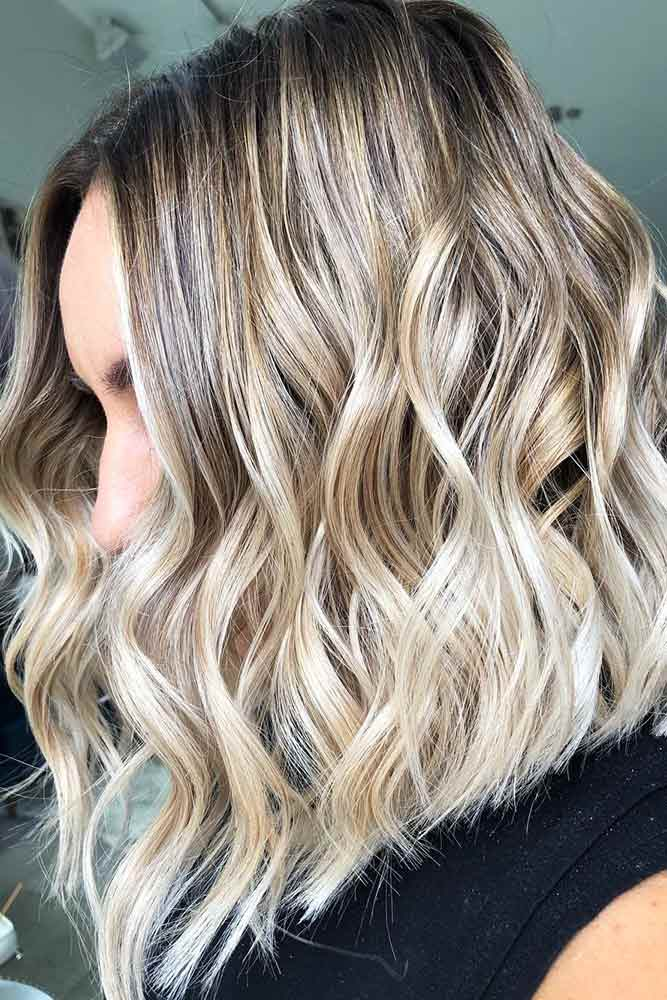 Take Care of Your Ash Blonde Ombre #blondehair #highlights #ombre
