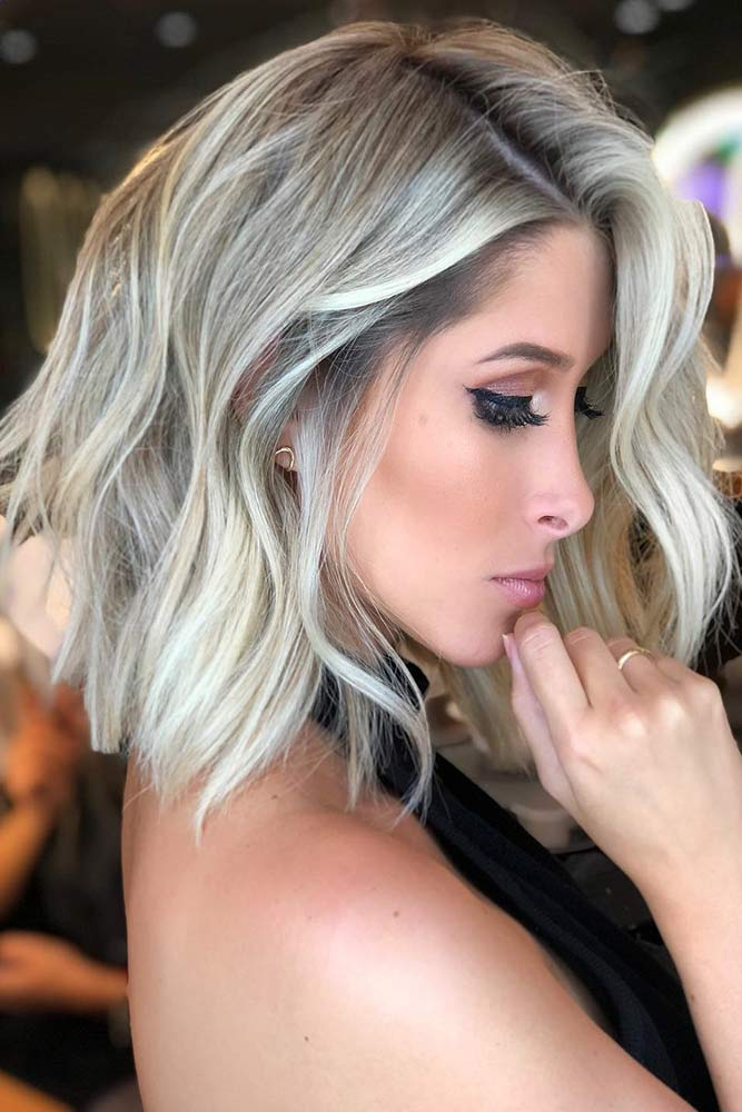 Take Care of Your Ash Blonde Brunette #blondehair #highlights