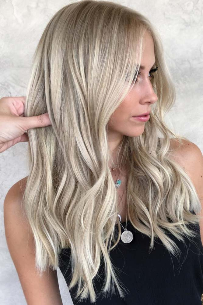 Tips On Dying Your Hair Blonde Light #blondehair #highlights