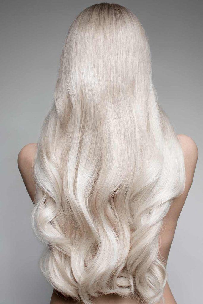 Ash Blonde Ideas for Long Hair
