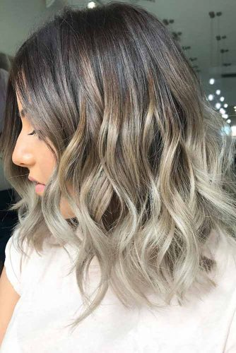Ash Blonde Ombre picture 2