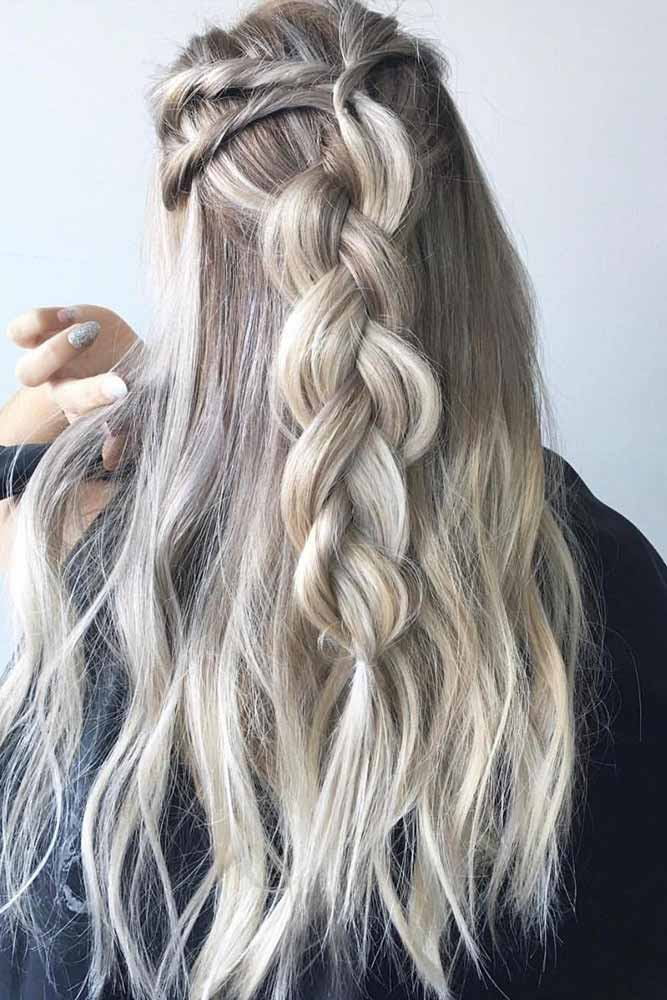 Ash Blonde Ideas for Long Hair picture2