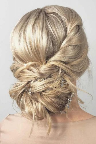 Accessorized Chignon picture2