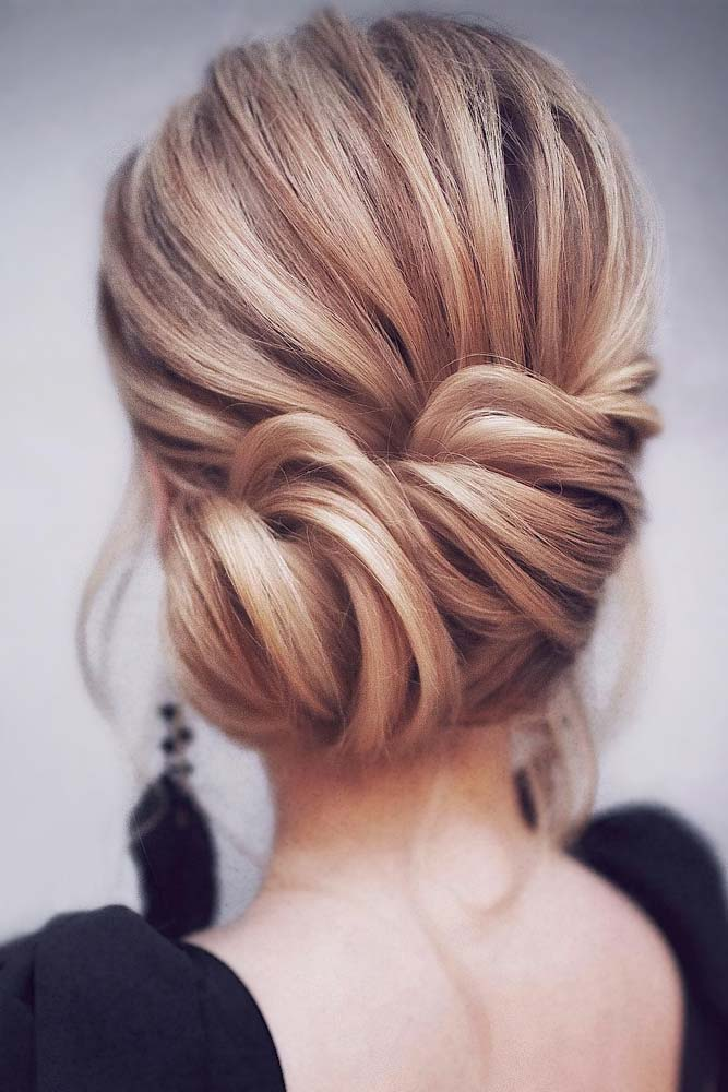 Easy Chignon Bun picture2