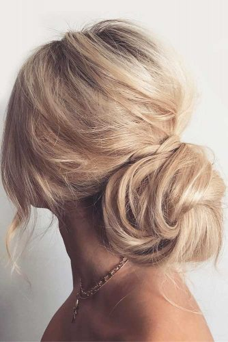 Easy Chignon Bun picture1