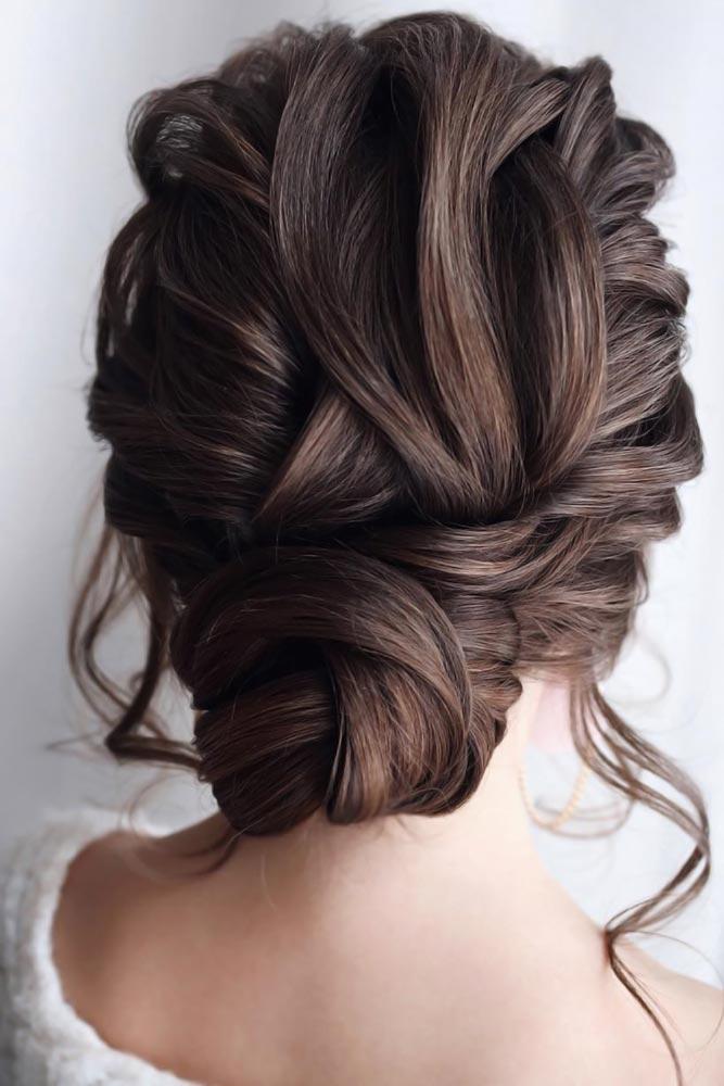 Low Bun Hairstyles Free Locks #bun #chignonbun #updo