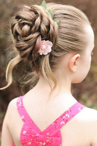 Updo Hairstyles for Girls picture2