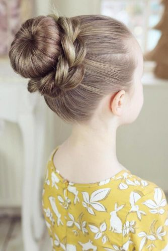 Updo Hairstyles for Girls picture1