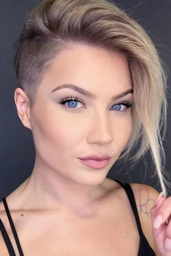 21 Super Daring Disconnected Undercut Styles Lovehairstyles