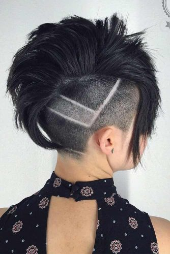 Disconnected Undercut Tattoo picture1