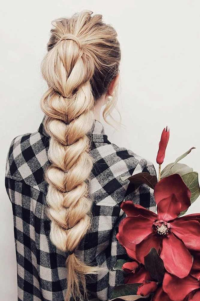 Sweet Hairstyles for Valentines Day picture1