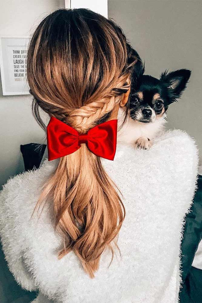 Sweet Hairstyles for Valentines Day picture2