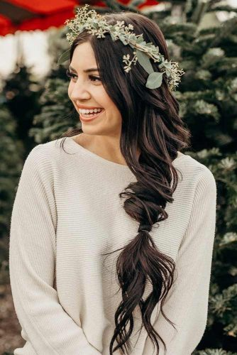 Pretty Hairstyles for Valentines Day picture1
