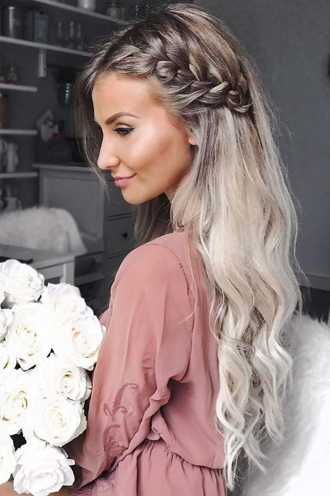 Romantic Hairstyles for Valentines Day picture2