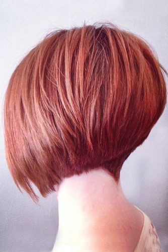 Short Straight Inverted Haircut picture1