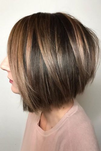 Medium Length Bob Hairstyles For Straight Hair
