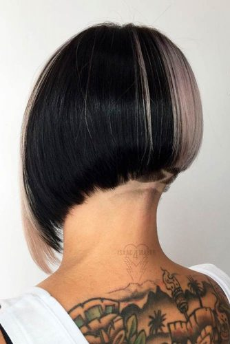 Short Straight Inverted Haircut picture2